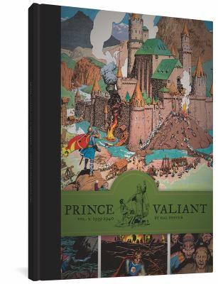 Prince Valiant, Volume 2: 1939-1940 9781606993484