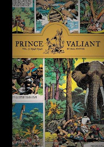 Prince Valiant, Volume 3: 1941-1942 9781606994078