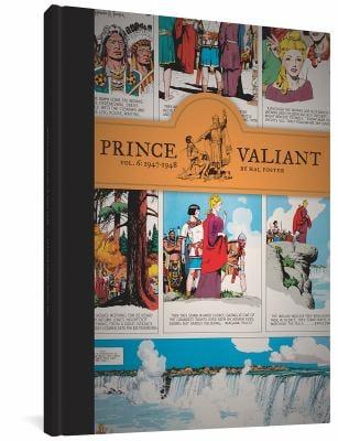 Prince Valiant: 1947-1948 9781606995884