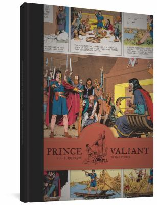 Prince Valiant, Vol. I 1937-1938 9781606991411