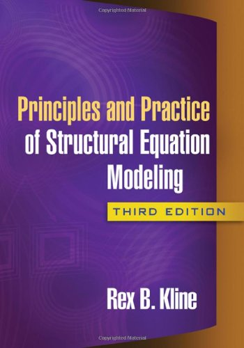 Principles and Practice of Structural Equation Modeling 9781606238769