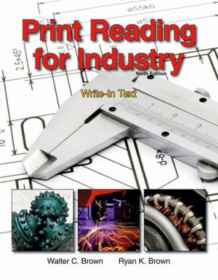 Print Reading for Industry 9781605253084
