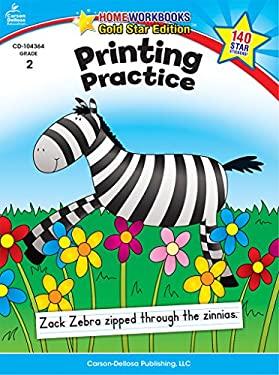 Printing Practice Grade 2 9781604187953