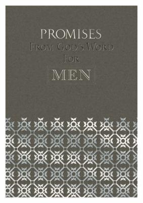 Promises from God's Word for Men 9781605873848
