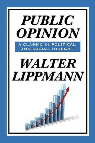 Public Opinion by Walter Lippmann 9781604599541