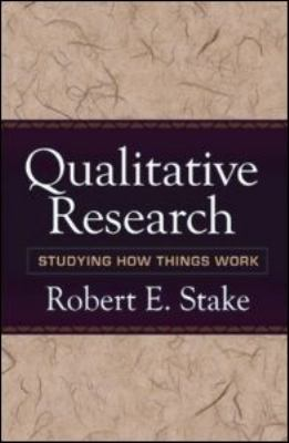 Qualitative Research: Studying How Things Work 9781606235454