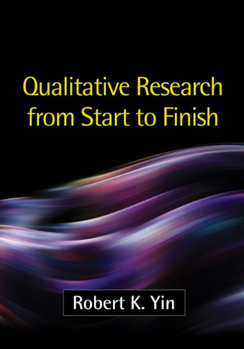 Qualitative Research from Start to Finish 9781606237014