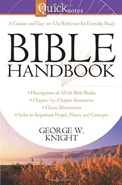 Quicknotes Bible Handbook 9781602604445