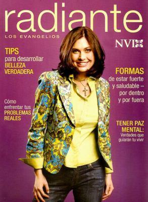 Radiante: Los Evangelios-NVI = Becoming: The Gospels-NIV 9781602550445