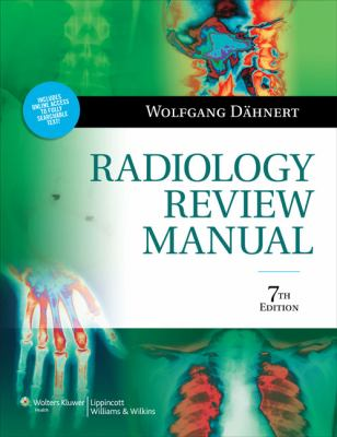 Radiology Review Manual [With Access Code] 9781609139438