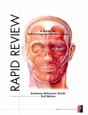 Rapid Review: Anatomy Reference Guide 9781605471020