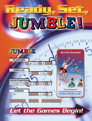 Ready, Set, Jumble!: Let the Games Begin! 9781600781339
