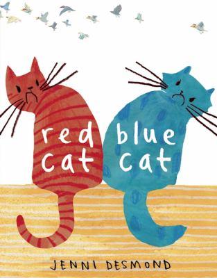 Red Cat, Blue Cat 9781609052485