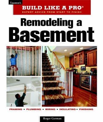Remodeling a Basement 9781600852923