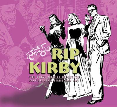 Rip Kirby Volume 3 9781600107856