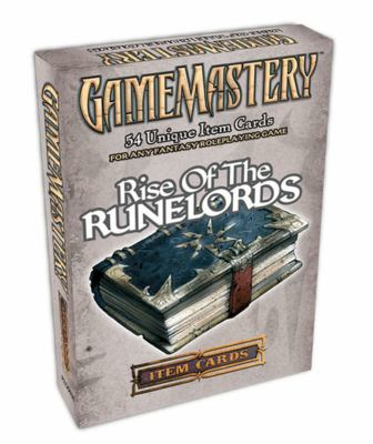 Rise of the Runelords: Item Cards 9781601250698