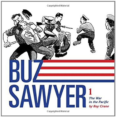Buz Sawyer: The War in the Pacific 9781606993620
