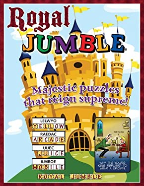 Royal Jumble: Majestic Puzzles That Reign Supreme! 9781600787386