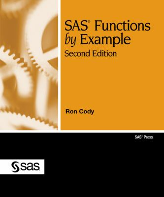 SAS Functions by Example 9781607643401