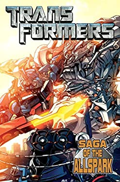 Saga of the Allspark 9781600103582