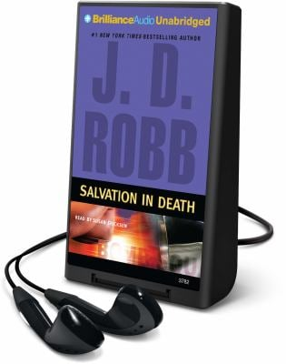 Salvation in Death [With Earbuds]