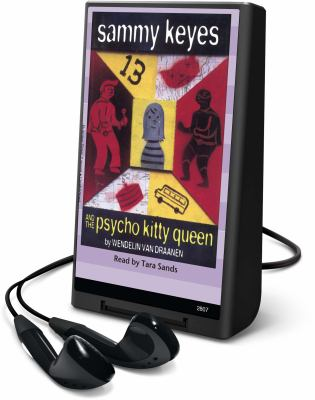 Sammy Keyes and the Psycho Kitty Queen [With Headphones] 9781606406434