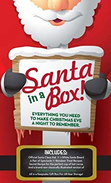 Santa Claus In-A-Box Kit: Everything You Need to Dress Like Santa & Make Your Holidays Complete 9781604330991