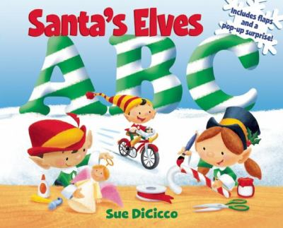 Santa's Elves ABC 9781607105985