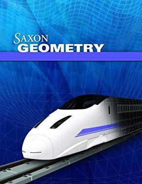 Saxon Geometry 9781602773059