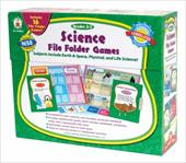 Science File Folder Games, Grades 2 - 3: Skill-Building Center Activities for Science 11471127
