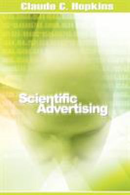 Scientific Advertising 9781607962366