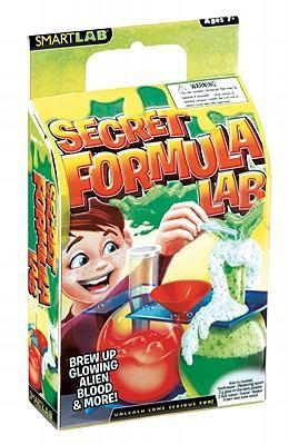 Secret Formula Lab 9781603801201