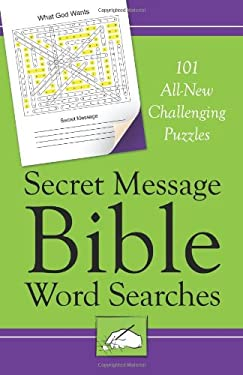 Secret Message Bible Word Searches 9781602603493