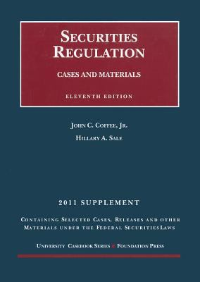 Securities Regulation: Cases and Materials 9781609300418