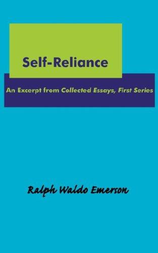Self-Reliance 9781604500097