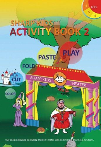 Sharp Kids Activity, Book 2 9781607431527