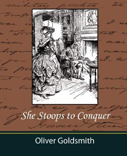 She Stoops to Conquer 9781604241556