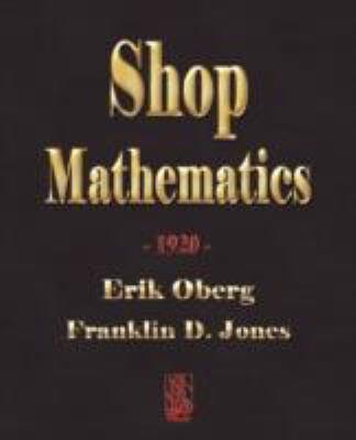 Shop Mathematics - 1920 9781603861410