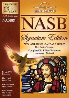 Signature Bible-NASB