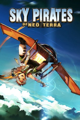 Sky Pirates of Neo Terra 9781607063247