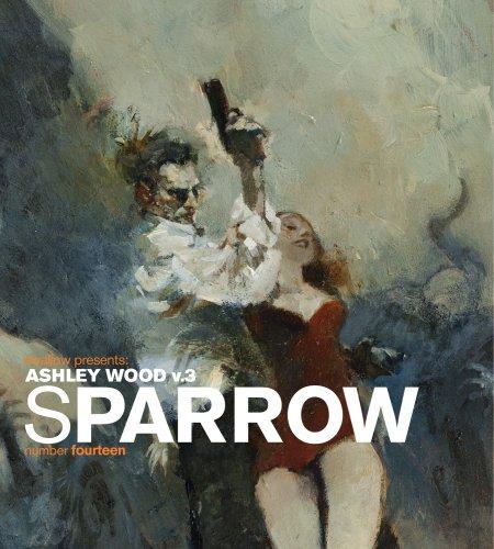 Sparrow: Ashley Wood, V.3 Number Fourteen 9781600105678