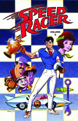 Speed Racer: Volume 2 9781600101755
