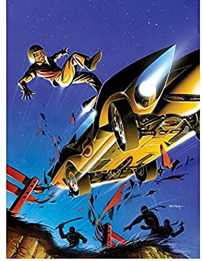 Speed Racer: Volume 4 9781600101779