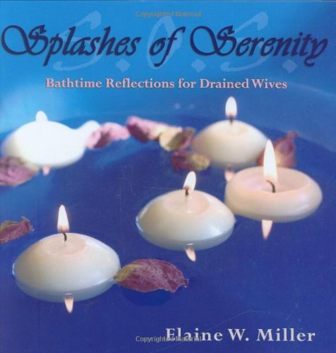 Splashes of Serenity: Bathtime Reflections for Drained Wives