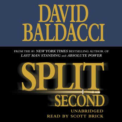 Split Second 9781600241345