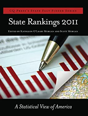 State Rankings 2011: A Statistical View of America 9781608717316