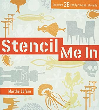 Stencil Me In [With Stencils] 9781600592522