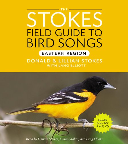 Stokes Field Guide to Bird Songs: Eastern Region 9781607887836
