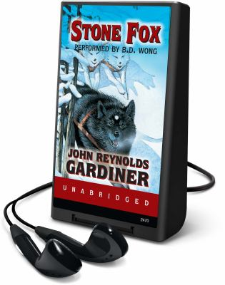 Stone Fox [With Headphones] 9781605149752