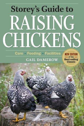 Storey's Guide to Raising Chickens 9781603424691